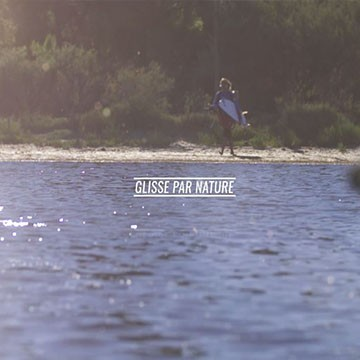 Glisse par nature - Clip long
