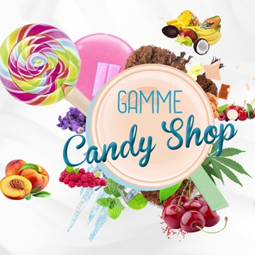 Aromea gamme Candy shop